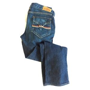"""Lucky Brand """"Lola"""" Boot Cut Jeans"""